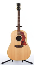 Musical Instruments:Acoustic Guitars, 1965 Gibson J-50 Natural Acoustic Guitar #340774...