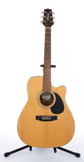 Musical Instruments:Acoustic Guitars, Modern Takamine EG330C Acoustic Electric Guitar #NA...