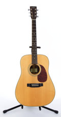 Musical Instruments:Acoustic Guitars, Modern SIGMA by Martin SDR-28 Natural Acoustic Electric Guitar#90071446 ...