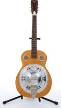 Musical Instruments:Resonator Guitars, Dobro Natural Resonator Guitar # D 704....