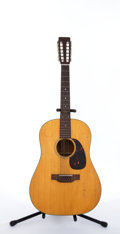 Musical Instruments:Acoustic Guitars, 1960's Martin D12-20 Natural 12 String Acoustic Guitar #218216....