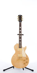 Musical Instruments:Electric Guitars, 1992 Gibson Les Paul Standard Maple Electric Guitar #91342444....