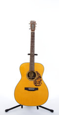 Musical Instruments:Acoustic Guitars, Blueridge BR-163 Natural Acoustic Guitar #09120811....