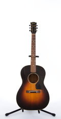 Musical Instruments:Acoustic Guitars, Vintage Gibson Sunburst Acoustic Guitar #9395....