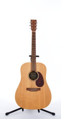 Musical Instruments:Acoustic Guitars, Martin DX1 Dreadnought Spruce Acoustic Guitar #725636....