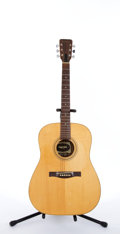 Musical Instruments:Acoustic Guitars, Giannini AWS 570 Natural Acoustic Guitar #04 1974....