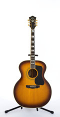 Musical Instruments:Acoustic Guitars, Circa 1979 Guild F50 RSB Sunburst Acoustic Guitar # 206641....