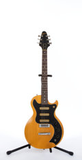 Musical Instruments:Electric Guitars, Circa 1969 Gibson S-1 Natural Electric Guitar #560650....