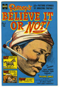 Golden Age (1938-1955):Miscellaneous, Ripley's Believe It or Not! #3 File Copy (Harvey, 1954) Condition: VF/NM....