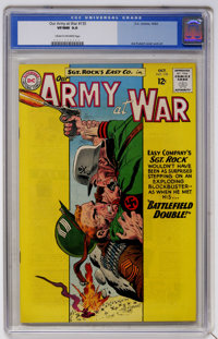 Our Army at War #135 (DC, 1963) CGC VF/NM 9.0 Cream to off-white pages