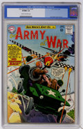 Silver Age (1956-1969):War, Our Army at War #140 (DC, 1964) CGC VF/NM 9.0 Cream to off-white pages....
