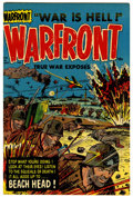 Golden Age (1938-1955):War, Warfront #10 File Copy (Harvey, 1952) Condition: NM-....