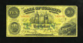 Canadian Currency: , Toronto, ON- Bank of Toronto $10 Feb. 1, 1923 Charlton 715-22-42....