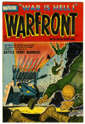 Golden Age (1938-1955):War, Warfront #16 File Copy (Harvey, 1953) Condition: VF/NM....