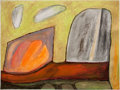 Paintings, WILLIAM LUMPKINS (American, 1909-2000). Sunrise, 1988. Acrylic on Strathmore paper. 30 x 40 inches (76.2 x 101.6 cm). Si...