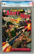 Silver Age (1956-1969):War, Our Army at War #141 Savannah pedigree (DC, 1964) CGC VF/NM 9.0 Cream to off-white pages....