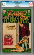Silver Age (1956-1969):Romance, Young Romance #160 Savannah pedigree (DC, 1969) CGC NM- 9.2Off-white pages....