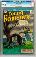 Silver Age (1956-1969):Romance, Young Romance #135 Savannah pedigree (DC, 1965) CGC NM- 9.2Off-white to white pages....