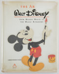 Books:First Editions, Christopher Finch. The Art of Walt Disney. New York: Abrams,[1973]. First edition. Quarto. Publisher's binding ...
