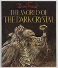 Books:First Editions, Brian Froud. The World of the Dark Crystal. New York:Henson/Knopf, 1982. First edition. Quarto. Publisher's wrapper...