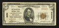 National Bank Notes:West Virginia, Charleston, WV - $5 1929 Ty. 2 The Charleston NB Ch. # 3236. ...