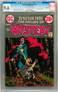 Bronze Age (1970-1979):Horror, House of Mystery #211 Savannah pedigree (DC, 1973) CGC NM+ 9.6Off-white to white pages....