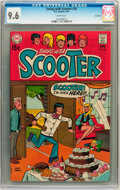 Bronze Age (1970-1979):Humor, Swing with Scooter #26 Savannah pedigree (DC, 1970) CGC NM+ 9.6White pages....