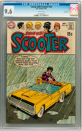 Bronze Age (1970-1979):Humor, Swing with Scooter #28 Savannah pedigree (DC, 1970) CGC NM+ 9.6 White pages....