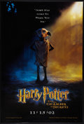"""Movie Posters:Fantasy, Harry Potter and the Chamber of Secrets (Warner Brothers, 2002).One Sheet (27"""" X 40"""") DS """"Dobby"""" Style Advance. Fantasy.. ..."""