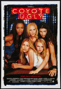 """Coyote Ugly (Touchstone, 2000). One Sheet (27"""" X 40"""") DS. Comedy"""
