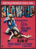 """Movie Posters:Thriller, Blow-Up (MGM, R-1970s). French Affiche (23"""" X 31""""). Thriller.. ..."""