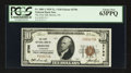 National Bank Notes:Tennessee, Bristol, TN - $10 1929 Ty. 1 The NB of Bristol Ch. # 2796. ...