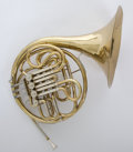 Musical Instruments:Horns & Wind Instruments, Conn Double French Horn # N/A....