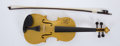 Musical Instruments:Violins & Orchestra, Laurel Gold Violin Signed By Charlie Daniels With COA # N/A....