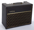 Musical Instruments:Amplifiers, PA, & Effects, 1960's Vox Cambridge Reverb Amplifier # N/A....