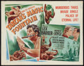 "Movie Posters:Adventure, Tarzan's Magic Fountain (RKO, 1949). Half Sheet (22"" X 28"") StyleB. Adventure.. ..."