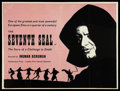 """Movie Posters:Foreign, The Seventh Seal (Svensk Filmindustri, 1957). British Quad (30"""" X 40""""). Foreign.. ..."""