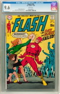 Silver Age (1956-1969):Superhero, The Flash #192 (DC, 1969) CGC NM+ 9.6 White pages....