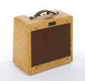 Musical Instruments:Amplifiers, PA, & Effects, 1950's Fender American Champ-Amp Tweed Amplifier # N/A....