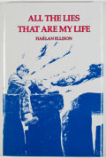 Books:Signed Editions, Harlan Ellison. SIGNED/LIMITED. All the Lies That Are My Life. Novato: Underwood-Miller, 1989. Deluxe edition of sec...