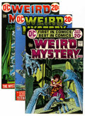 Bronze Age (1970-1979):Horror, Weird Mystery Tales #1-24 Group (DC, 1972-75) Condition: AverageVF.... (Total: 24 Comic Books)