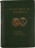 Books:First Editions, Frederick A. Ober. In the Wake of Columbus....