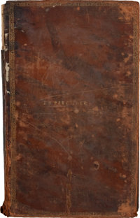 [Edgar Allan Poe]. A Few Words About Brainard. In Graham's Lady's and Gentlema