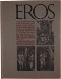 Books:First Editions, [Erotica]. Eros Magazine, Volume One, Number Four. Love in theBible....