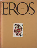 Books:First Editions, [Erotica]. Eros Magazine. Volume One, Number One. Who WasEros?...