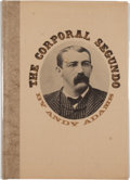 Books:Signed Editions, [Wilson M. Hudson, editor]. Andy Adams. Signed. The Corporal Segundo....