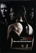 "Movie Posters:Sports, Million Dollar Baby (Warner Brothers, 2004). One Sheet (27"" X 40"") DS Advance. Sports.. ..."