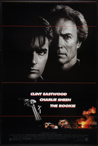 "The Rookie (Warner Brothers, 1990). One Sheet (27"" X 40"") DS. Action"