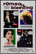 "Movie Posters:Thriller, Romeo is Bleeding (Gramercy, 1994). One Sheet (27"" X 40"") DS. Thriller.. ..."