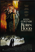 "Movie Posters:Adventure, Robin Hood: Prince of Thieves (Warner Brothers, 1991). One Sheets(2) (27"" X 40"") DS. Adventure.. ... (Total: 2 Items)"